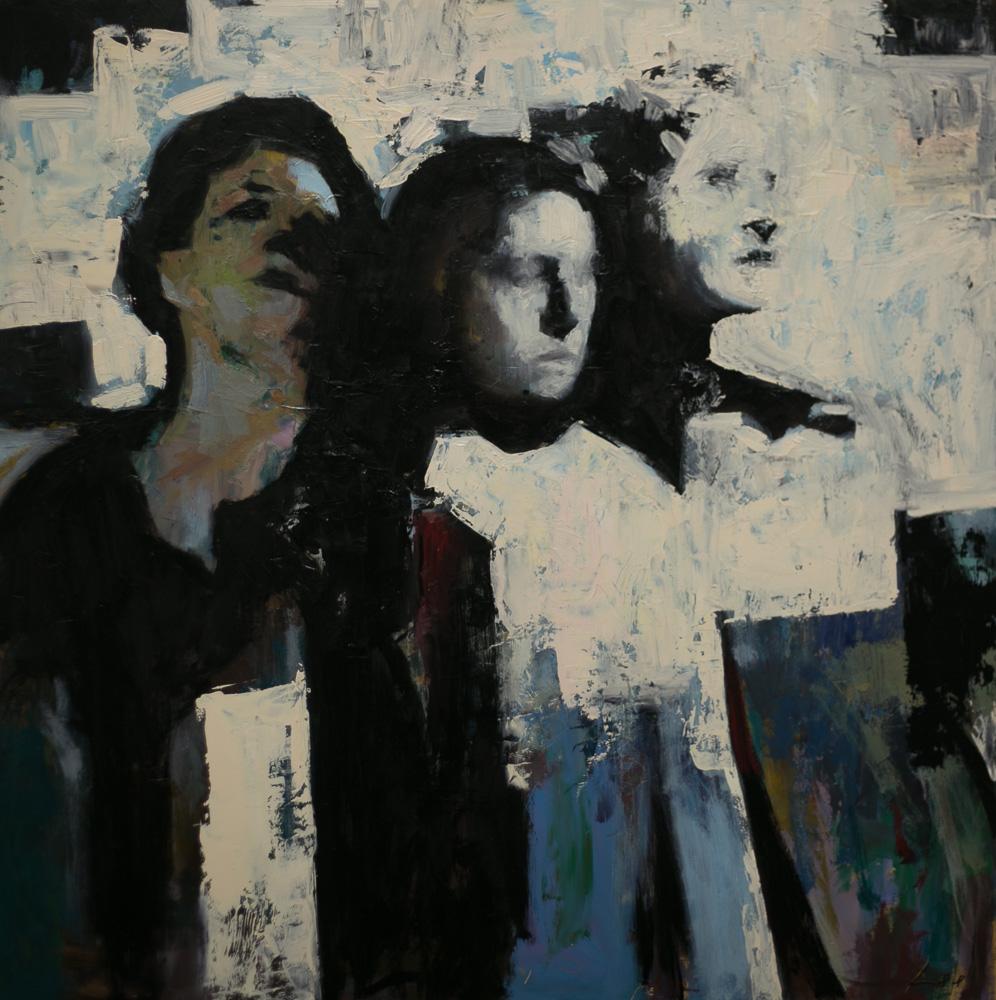 Patrick Lee Three Women
