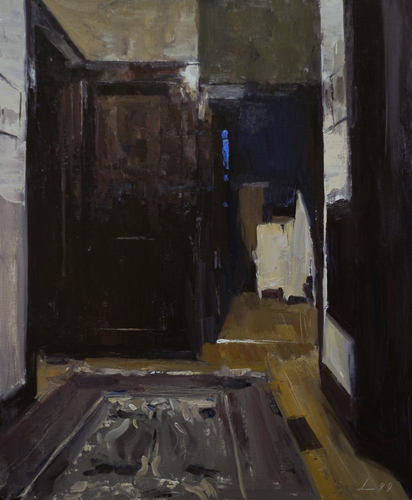 Patrick Lee Upstairs Hallway