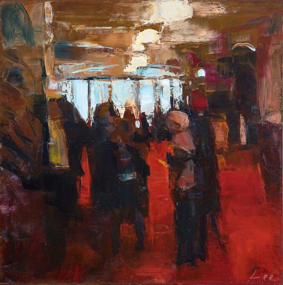 Patrick Lee oil painting 4